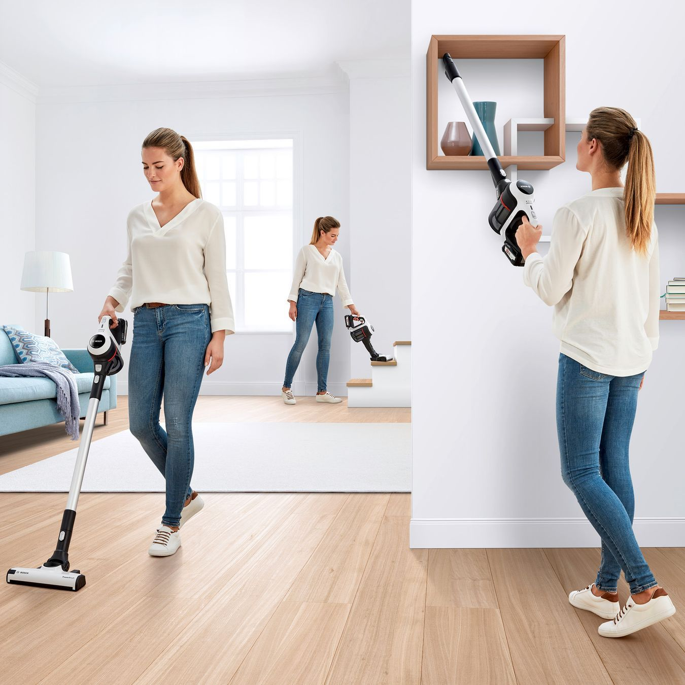 BOSCH BCS612GB Rechargeable vacuum cleaner in 2020