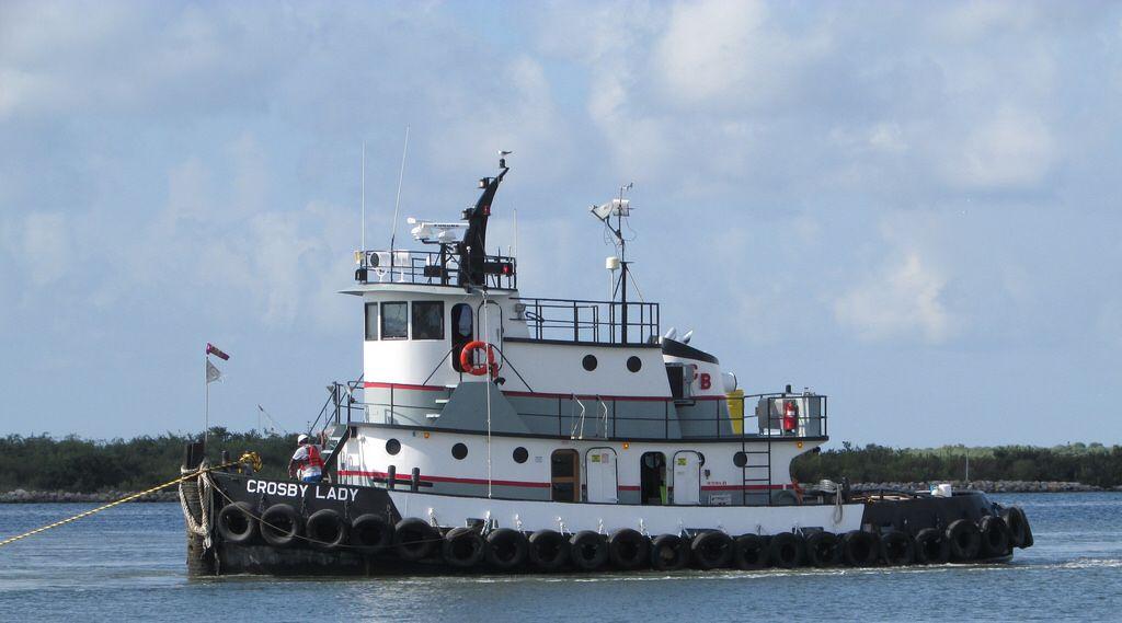 Crosby Lady   Tug boats, Offshore boats, Sailing ships