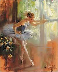 Cuadro Semidesnudo Buscar Con Google Danza Arte Arte Pintura De Bailarina