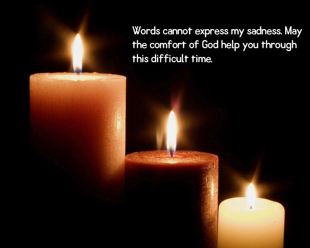 inspirational condolences quotes for loss of son