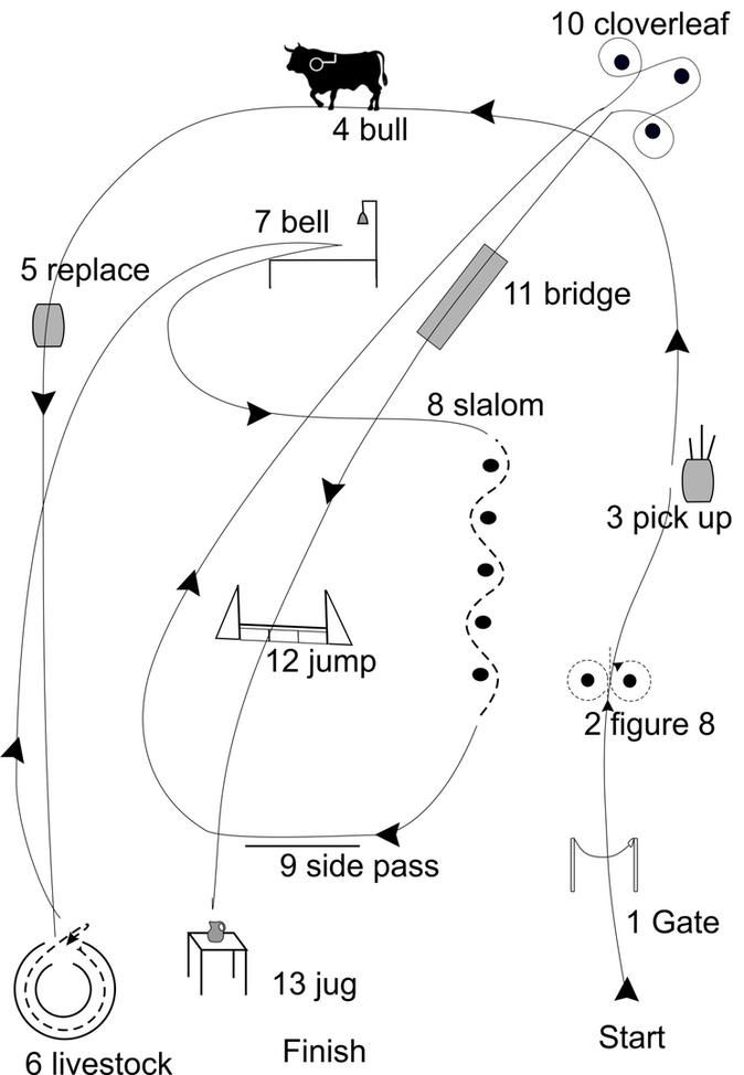 Obstacle Courses | Exercice chevaux | Pinterest | Olimpiadas ...