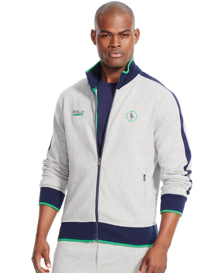 Polo Ralph Lauren Interlock Track Jacket Products