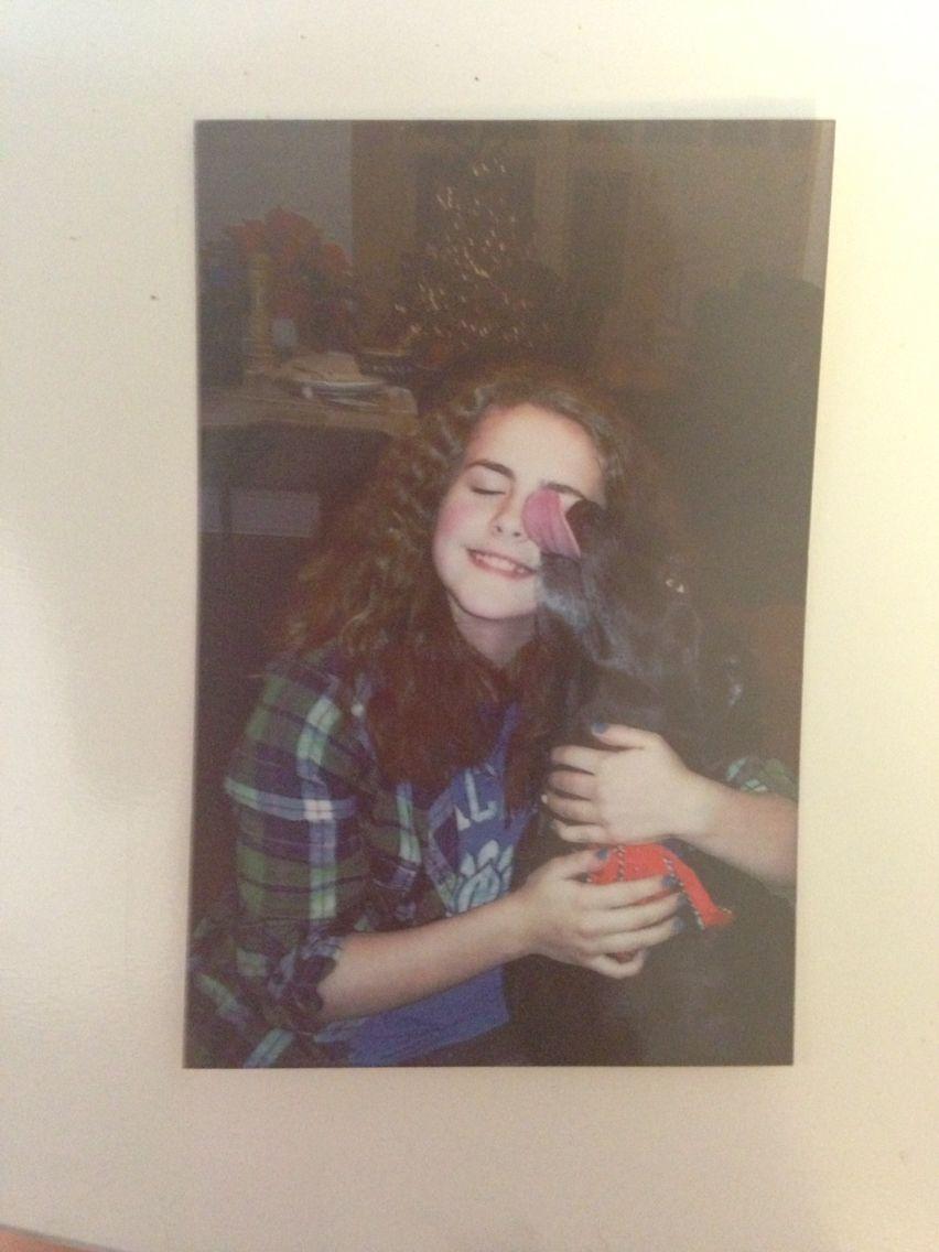 My fav Polaroid pic