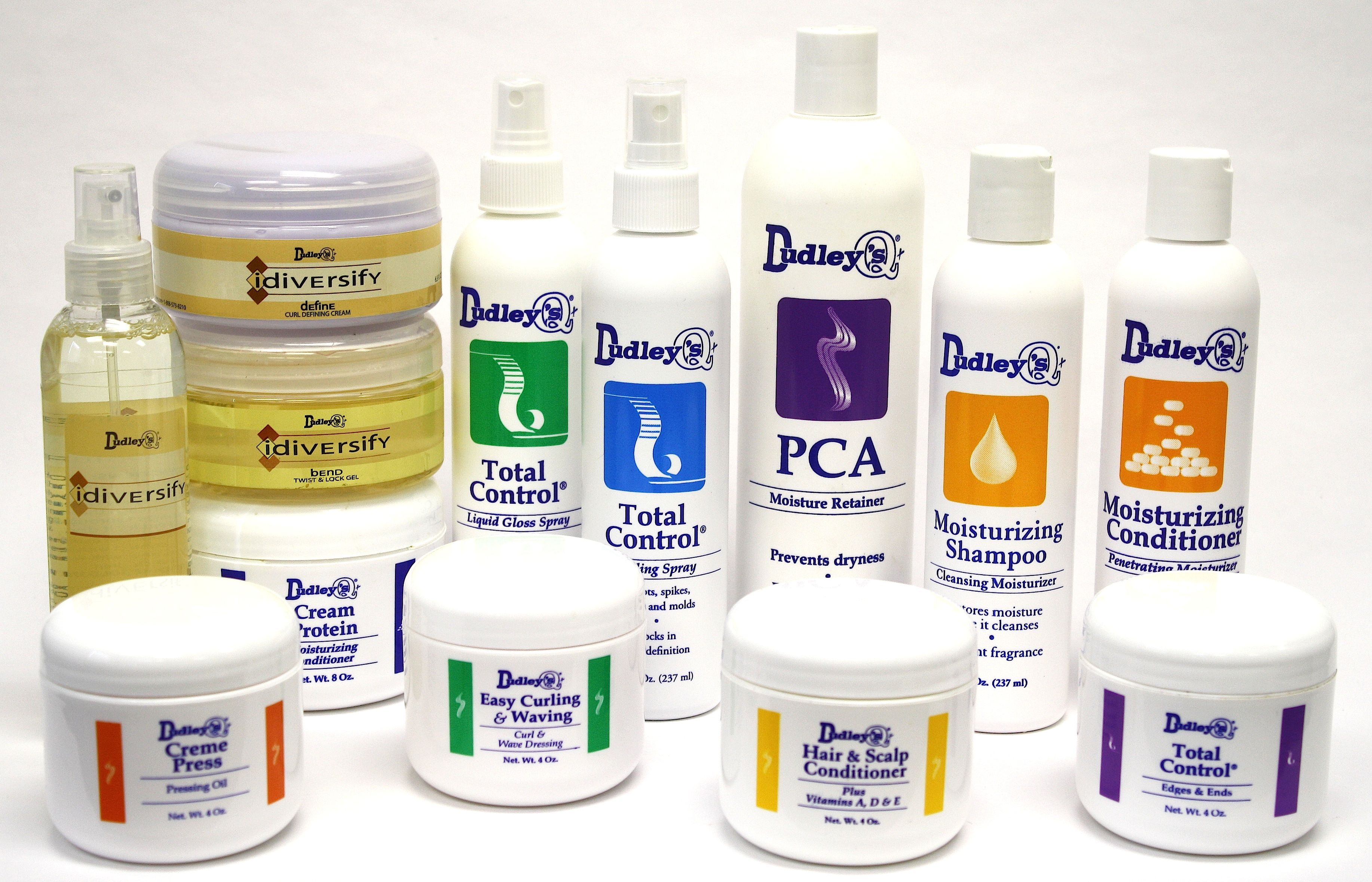 Dudley Home Maintenance Products Keep Hair Healthy And Looking