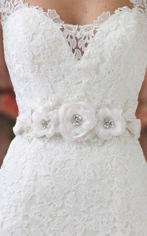 cinto vestido com flores - Pesquisa Google