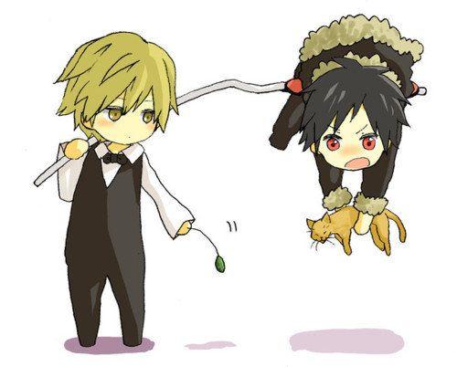 ::YAOI CRAZY::Shizaya!-::Izashizu! shared by Lion Mattias
