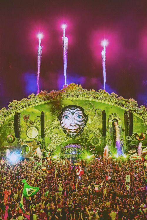 edmvibe:TomorrowWorld 2015