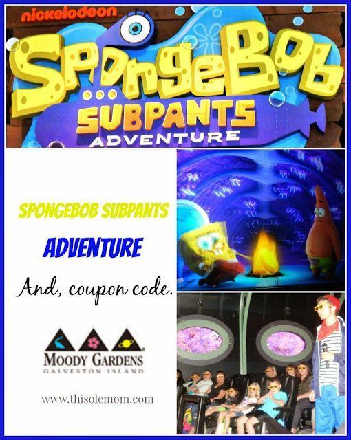 Nickelodeon Code : nickelodeon, Nickelodeon, SpongeBob, SubPants, Adventure, Discount, Coupon, Spongebob,, Nickelodeon,, Attraction, Tickets