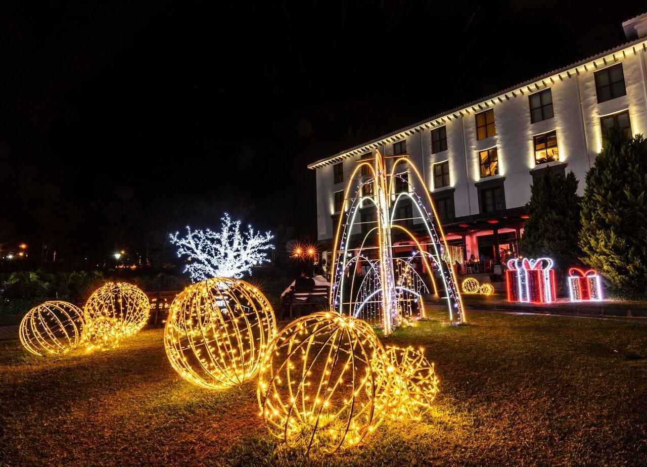 Blachere Mxico Iluminacin de Parques Temticos en