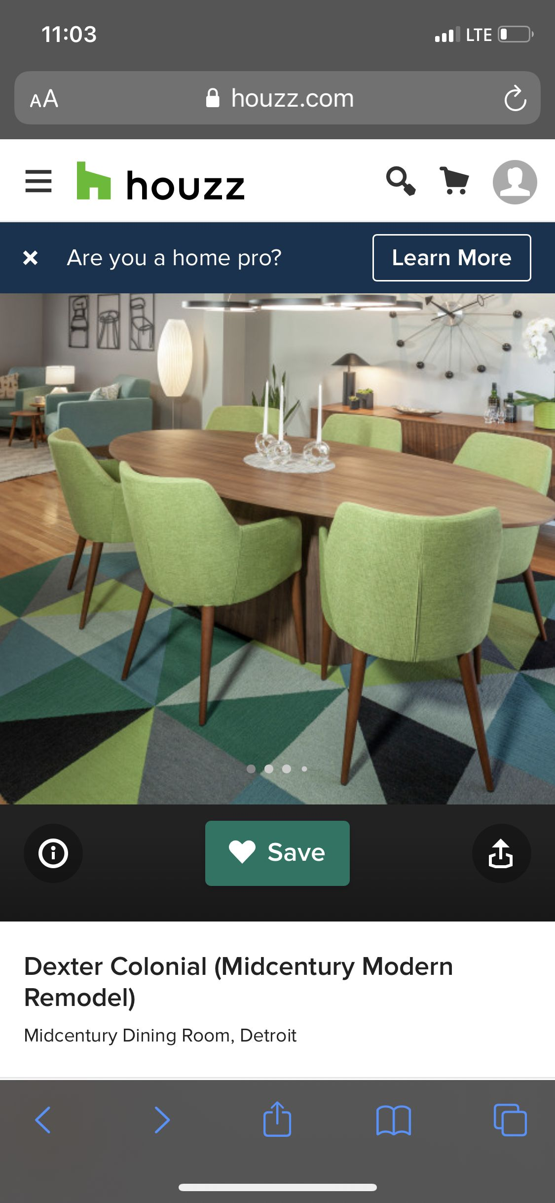 Pin By Carla H On Pranter Kitchen In 2021 Modern Remodel Dining Chairs Dining Table