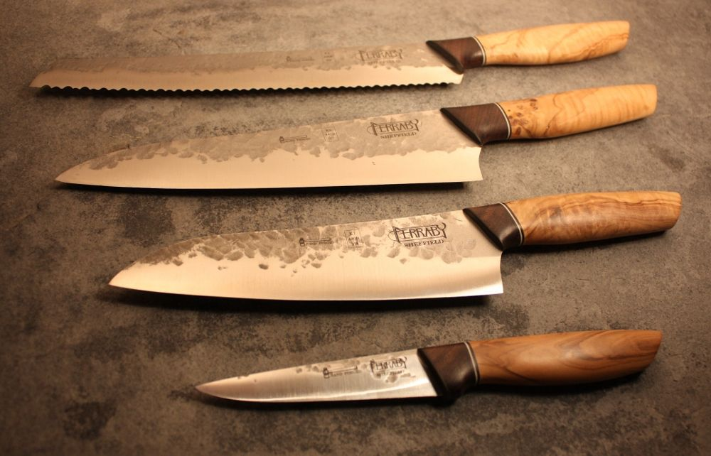 Hand Forged Knives Kitchen Knife