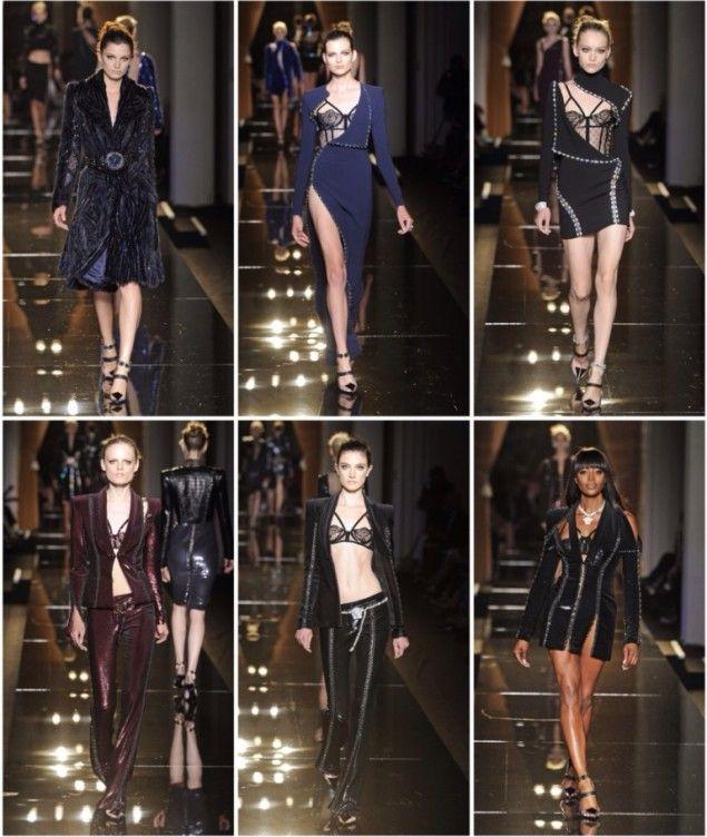 Versace fall/winter 2013/2014