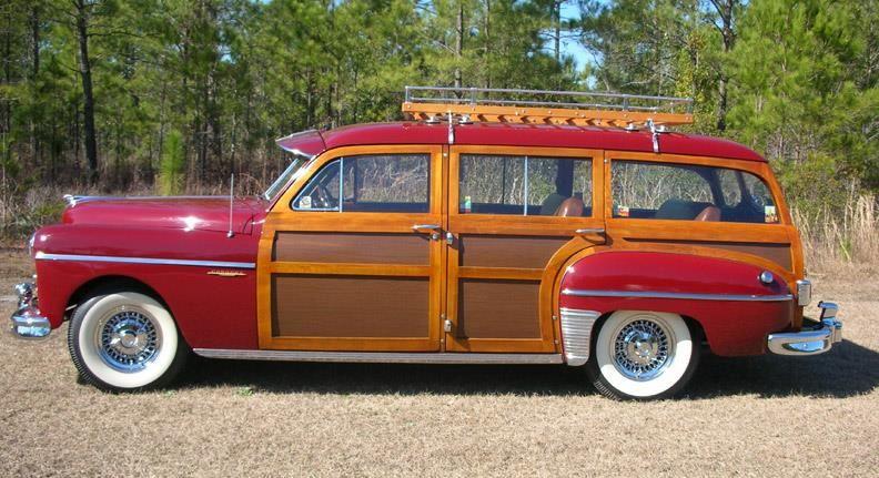 1949 Dodge Woody Classic Cars Trucks Woody Wagon Antique