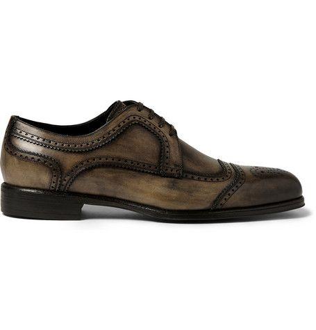 Men's Designer Derby shoes. Dolce Gabbana ...