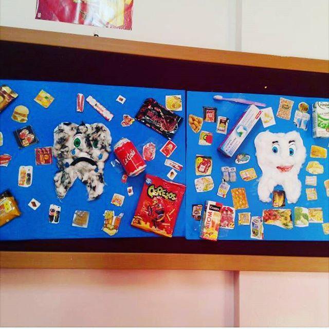 Zahngesundheitsmonat Bastelidee für Kinder (1) | Bastelarbeiten und Arbeitsblätter für …   – school dental