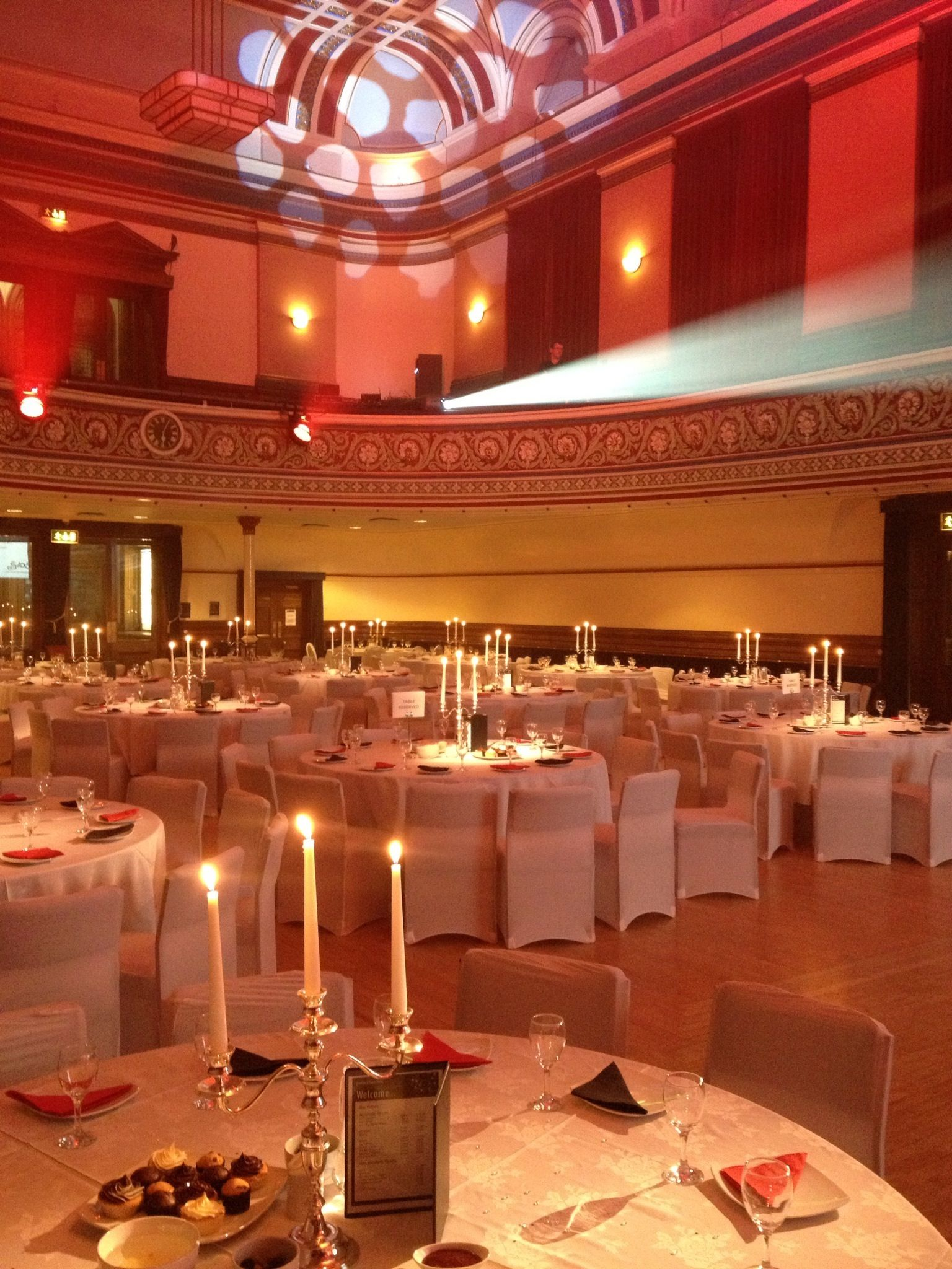 Dewsbury Town Hall Wedding Reception Victoria Hall Kirklees