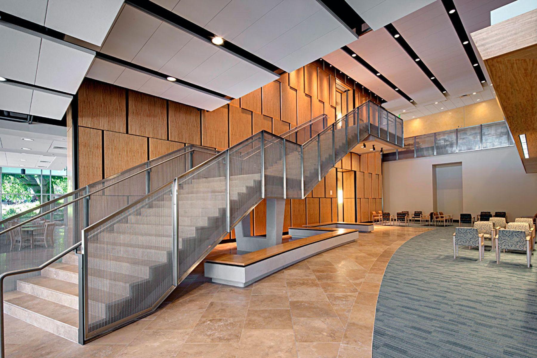 Image result for banker room design   Interior railings ...