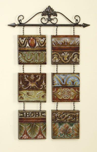 Hanging Tiles