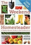 "Check out our review of Anna Hess' book ""The Weekend Homesteader"" and win yourself a copy in the process! #prepbloggers  http://www.suburbansteader.com/weekend-homesteader-review-giveaway/"