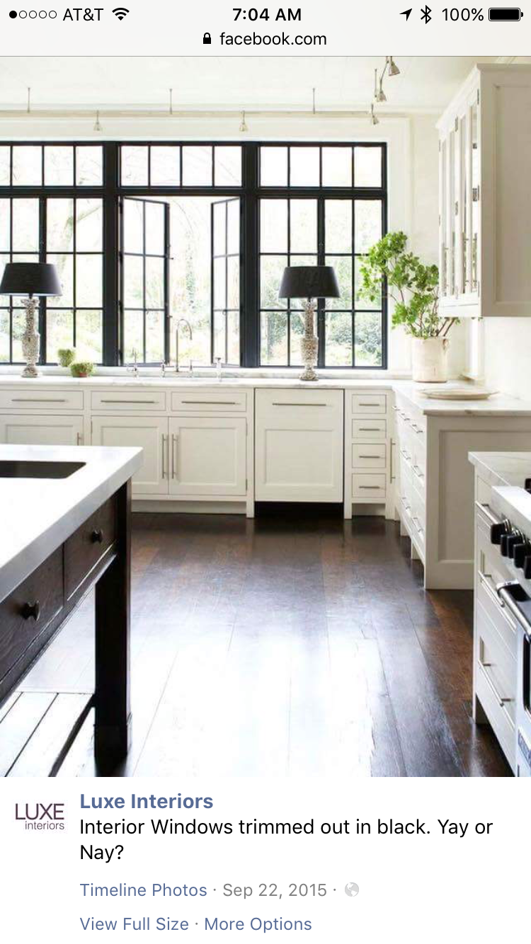 Above exterior window decor  bank of windows above the sink area  kitchen  pinterest  home