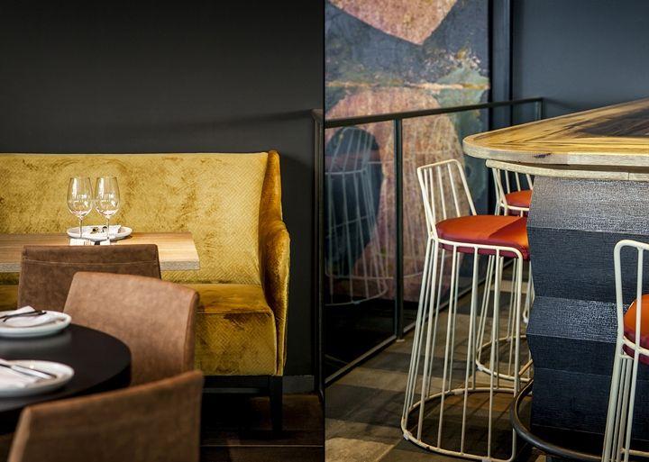 Pomo Italian Restaurant By Studio Yaron Tal Tel Aviv Israel