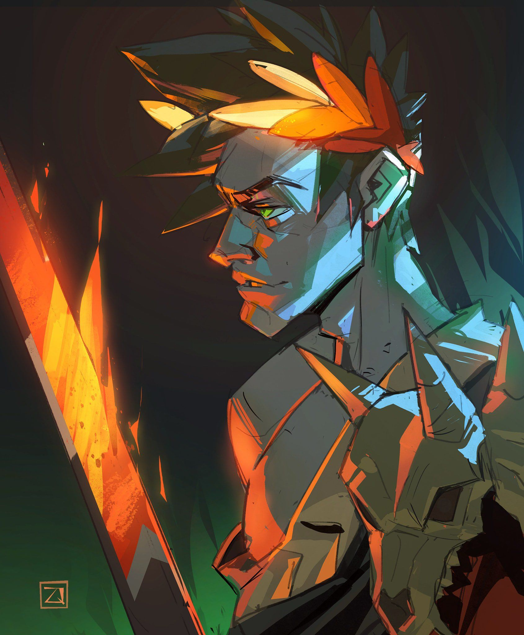SupergiantGames #Hades #Zagreus | They call me the Gamer in