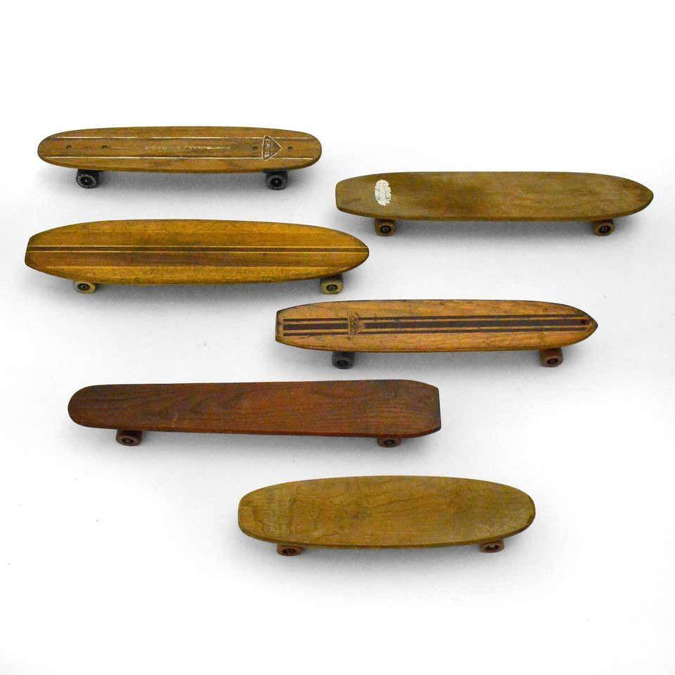 Collection of vintage skateboards in 2020 vintage