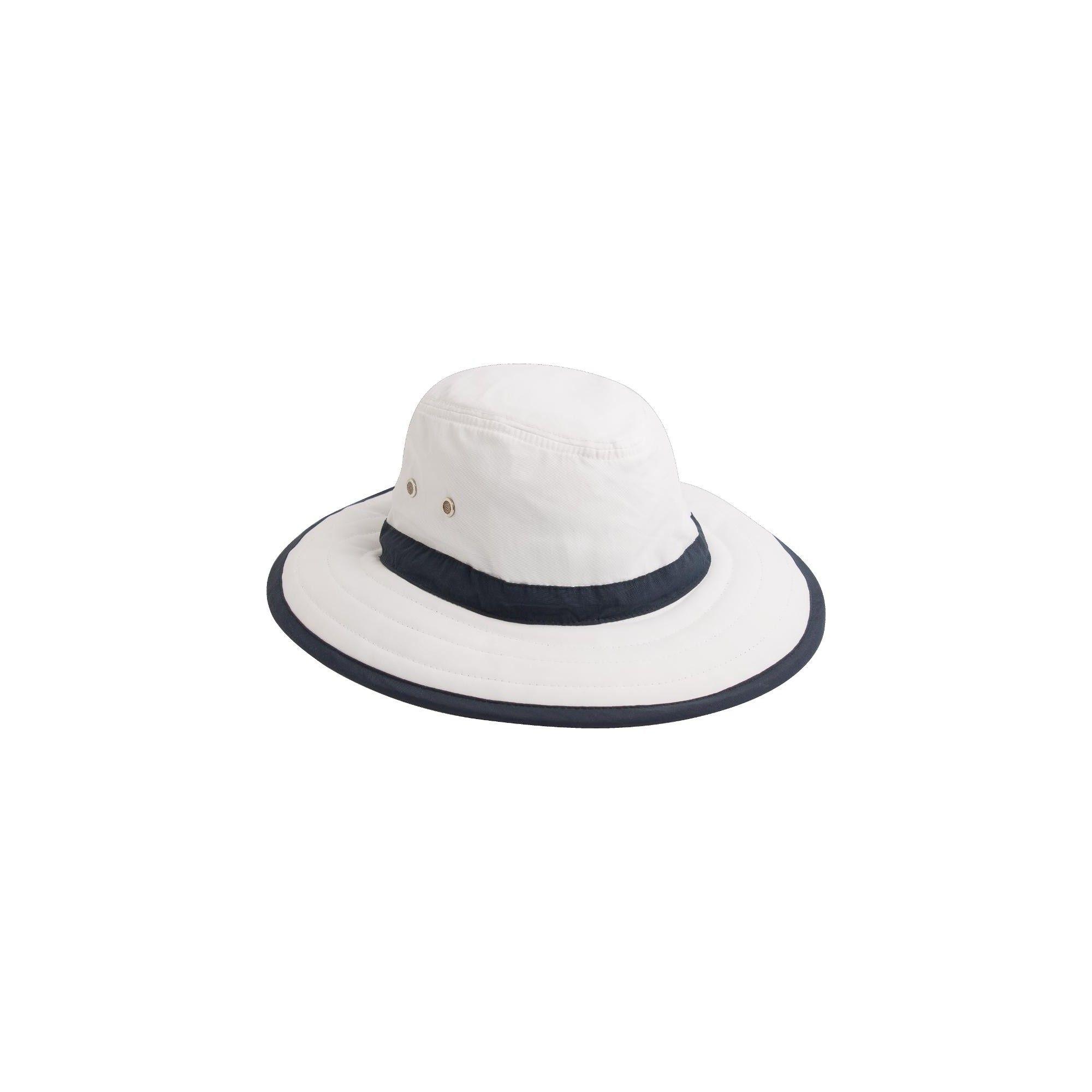 Ahead Palmer Sun Hat White Navy (White Blue) Small Medium in 2019 ... 02a80059876