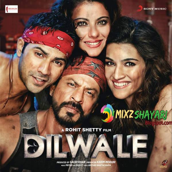 Dilwale (2015) - Full Audio Songs Album - Free Download Mp3