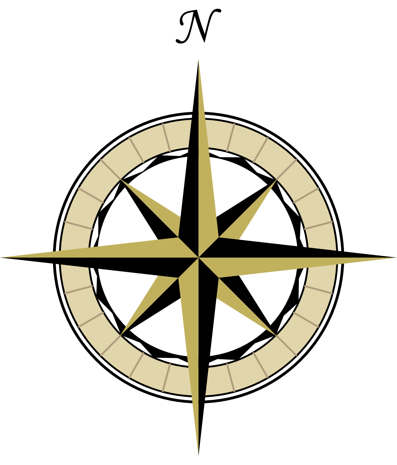 Compass Nautical Compass Tattoo Compass Tattoo Map Compass