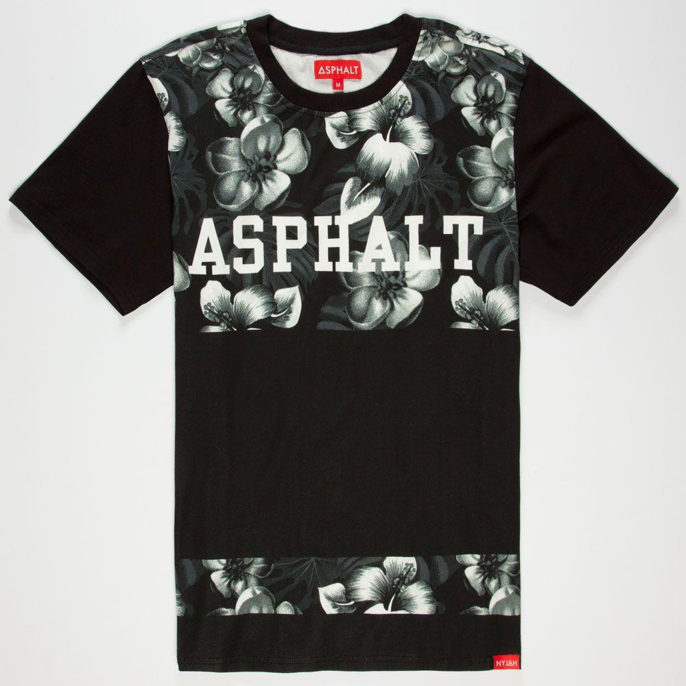 ASPHALT YACHT CLUB Nyjah Huston Paradise Mens T-Shirt 248893100   Graphic  Tees