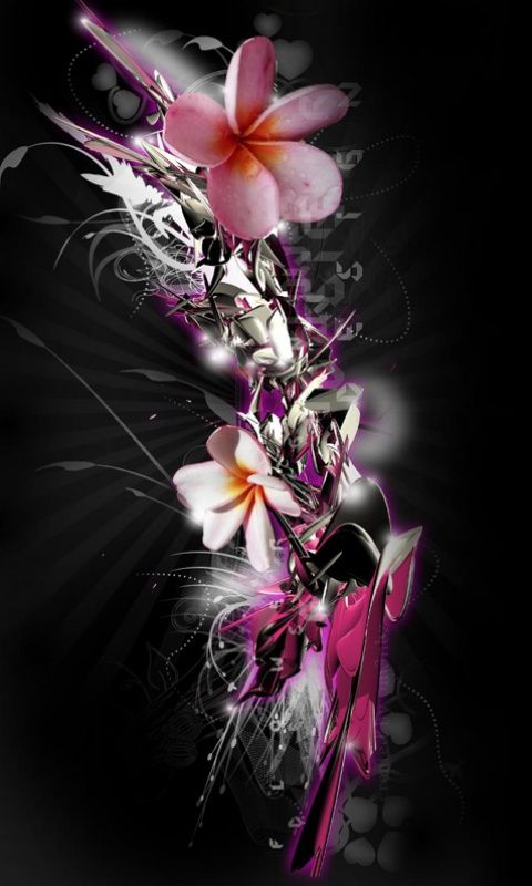 Flower Wallpaper For Mobile Free Download On Share Online Places