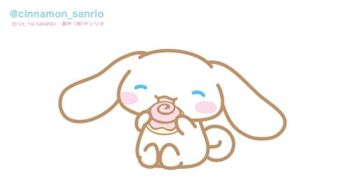 My Favourite Cinnamon Roll Collection Of Cinnamoroll Sanrio Tumblr On 24 10 2019 Sanrio Sanrio Wallpaper Cute Cartoon Wallpapers