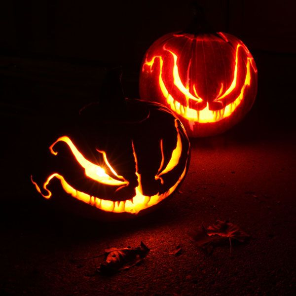 Jack o lanterns 2013 by on for Awesome pumpkin drawings