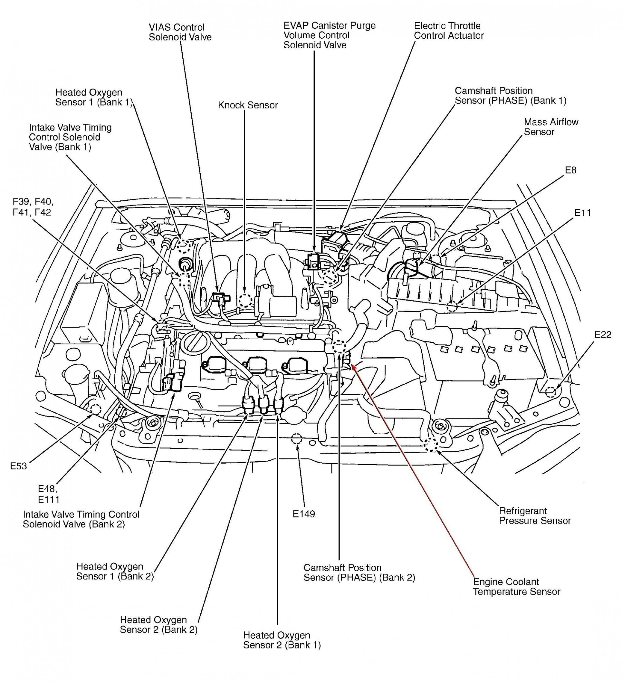 Engine Diagram Vq8de Review In