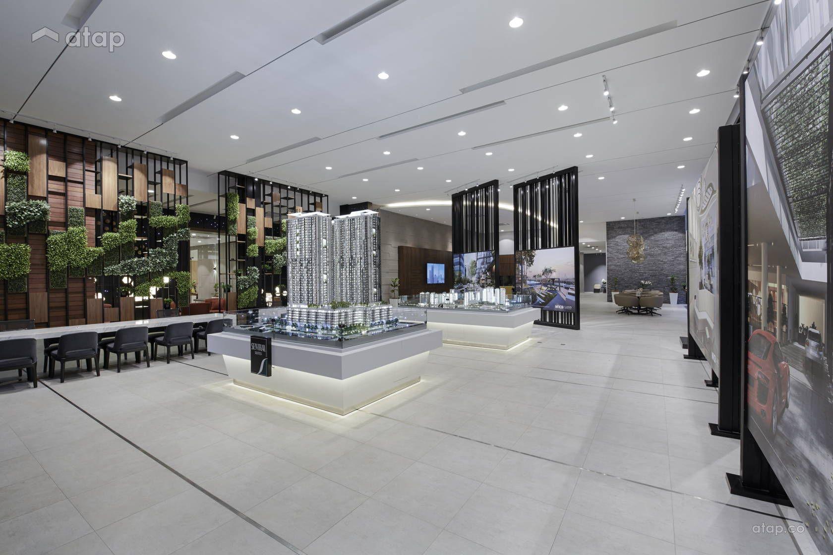 Mrcb Sentral Suites Sales Gallery Interior Design Renovation Ideas