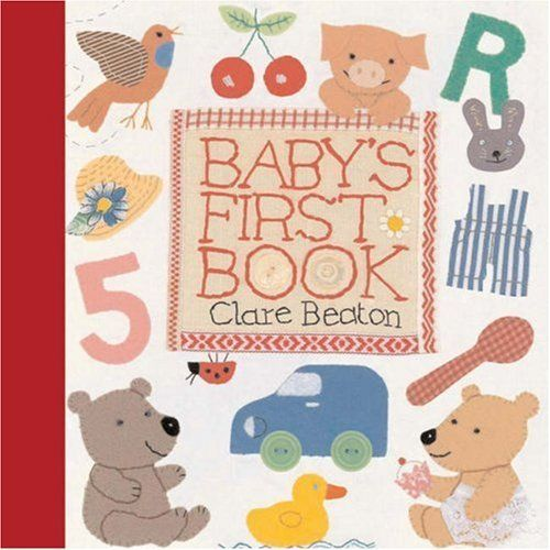 Baby's First Book by Clare Beaton, http://www.amazon.co.uk/dp/184686142X/ref=cm_sw_r_pi_dp_EM.dsb1JHK5FX