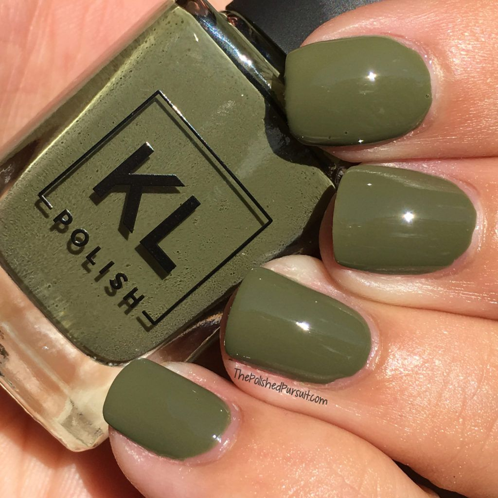 KL Polish Fall 2017 Collection 70\'s Vibes | Swatch