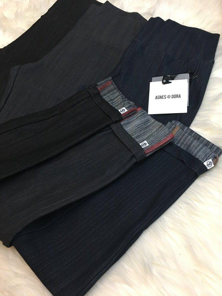 d0079680bd6782 Agnes & Dora Knit Denim Jeggings www.shopmyprettythings.com Jeggings,  Black Jeans