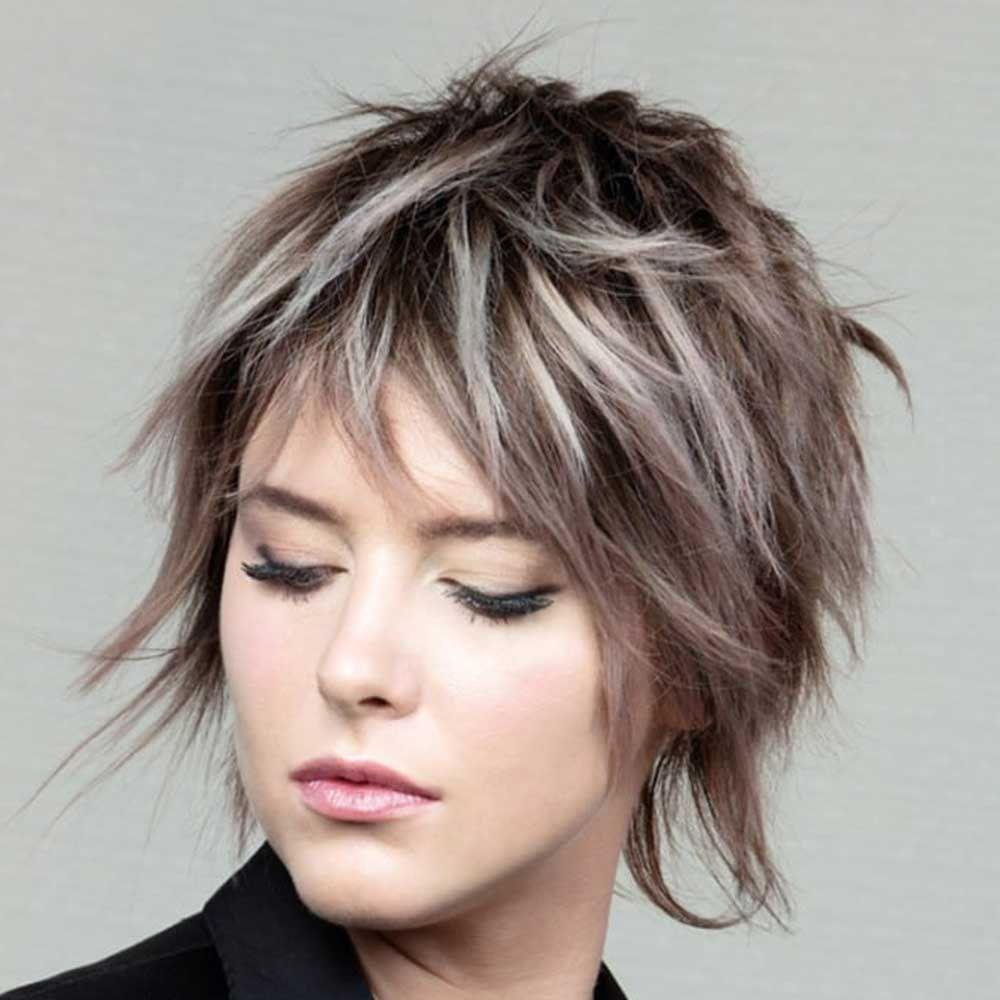 Tagli capelli corti 2020 Primavera Estate: 180 imm