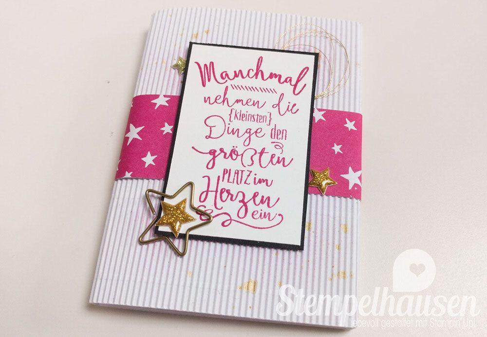 Notizbuch Meine Party Wellpappe Im Herzen