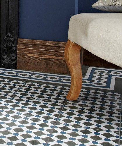 Henley cool ceramic tiles 9.99 per tile 45cmx45cm Henley Cool border,  9.99 per