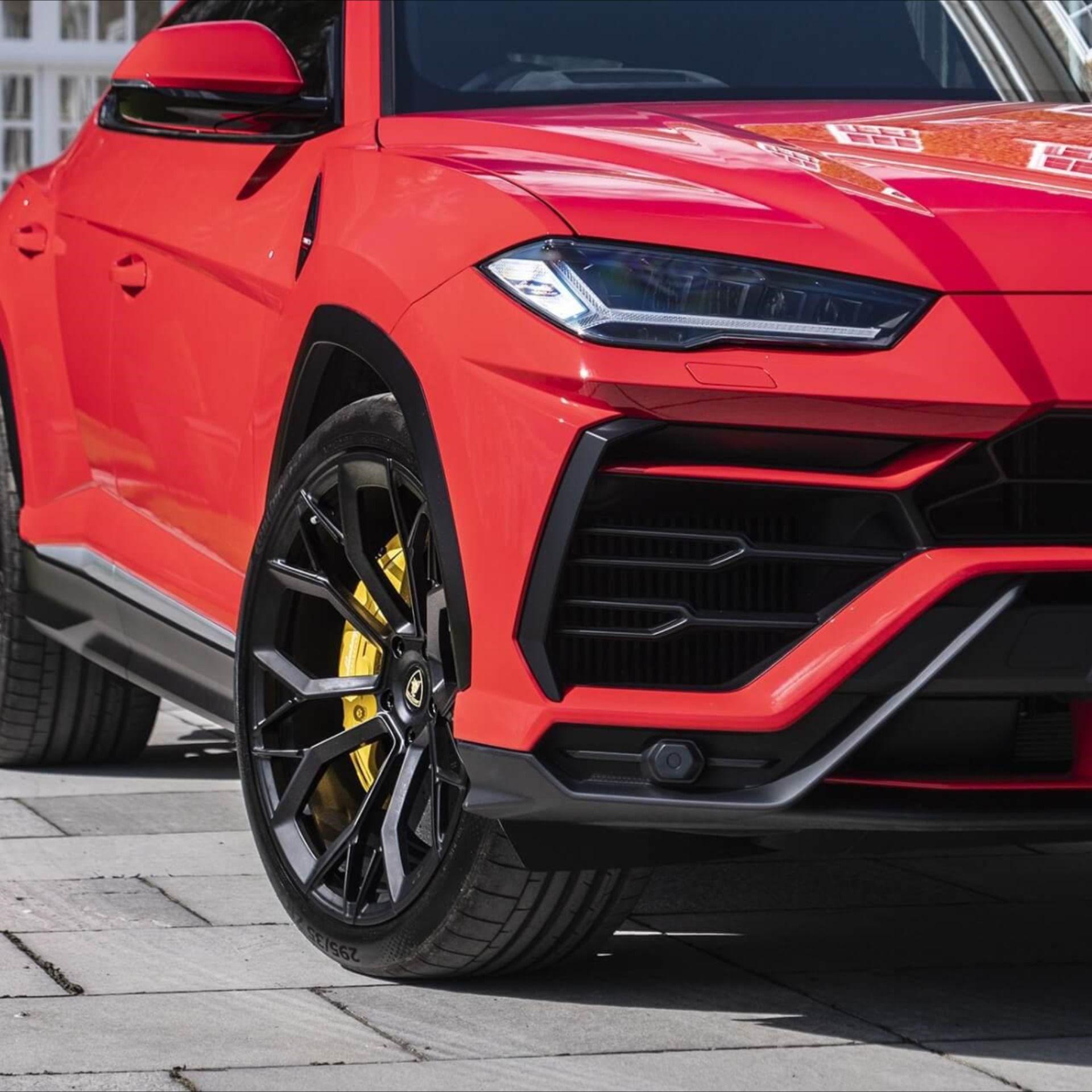 New Lamborghini Urus 2020
