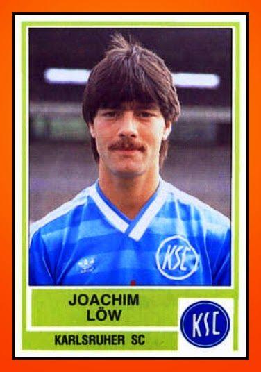 Panini Bundesliga Joachim Low Karlsruher Sc Fussballspieler Bundesliga