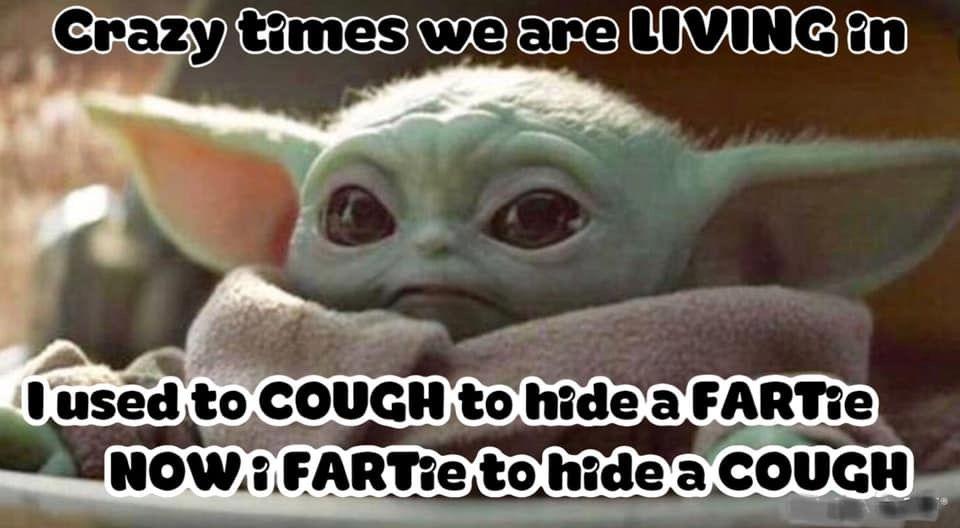 Baby Yoda I Run Anyway Meme | Meme Baby