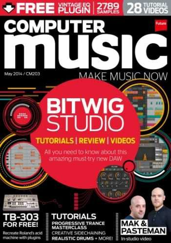 Computer Music   May 2014   DVD Content magesy.pro