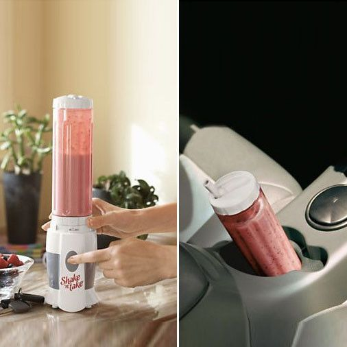 Smoothie Maker For Car #giftsforcouples #giftsshop for_the chef