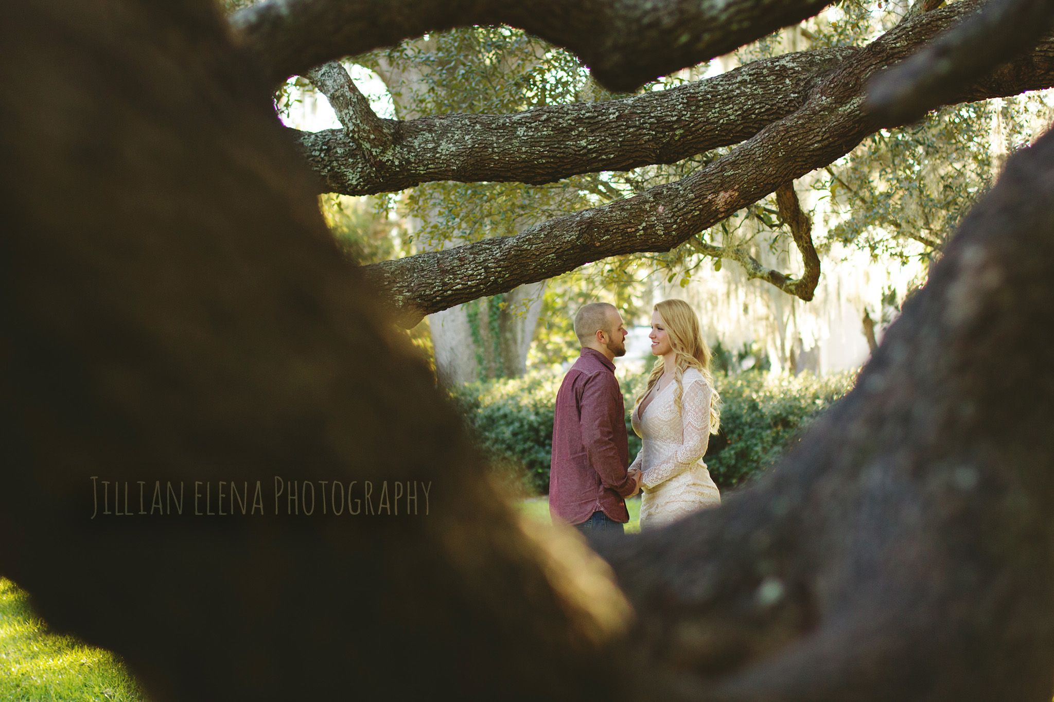 Engagement photo session Gainesville, Florida  #photography #photographer #fl #florida #gainesvillefl #gainesville #blonde #love #couple #engagementphotos #marriage #wedding #tree #nature #outdoors #sunlight