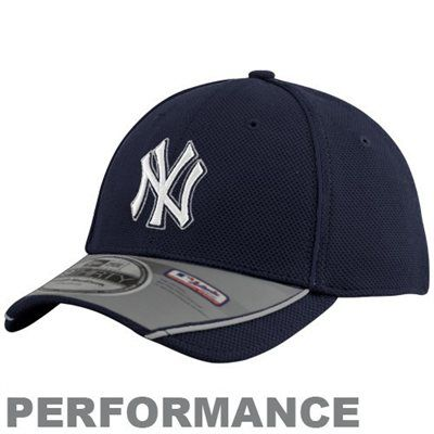 New Era New York Yankees Navy Blue Official Batting Practice Flex Performance Hat Yankees Hat Mlb Yankees New York Yankees Apparel