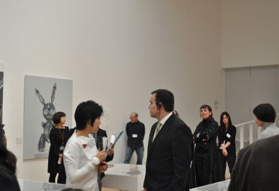 El Musac muestra al público japonés parte de su colección a través de la exposición 'Lo real maravilloso' http://revcyl.com/www/index.php/cultura-y-turismo/item/2759-el-musac-muestra-al-p%C3%BAblico-japon%C3%A9s-parte-de-su-colecci%C3%B3n-a-trav%C3%A9s-de-la-exposici%C3%B3n-%E2%80%98lo-real-maravilloso%E2%80%99